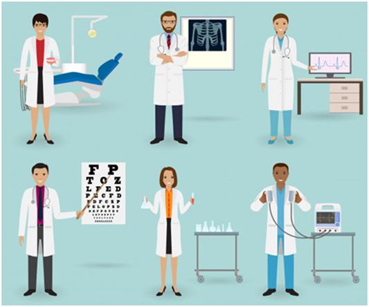 Como saber em qual especialidade médica ir