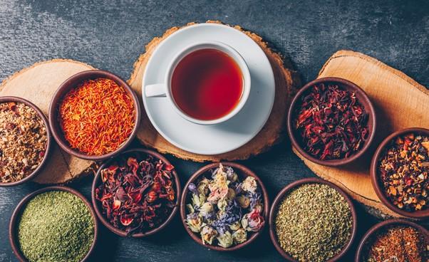 Chá para pressão alta
